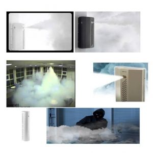 kit niebla artificial