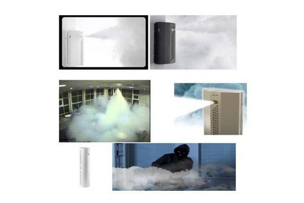 kit niebla artificial