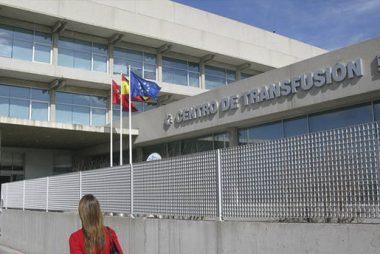 Centros de transfusiones Comunidad de Madrid